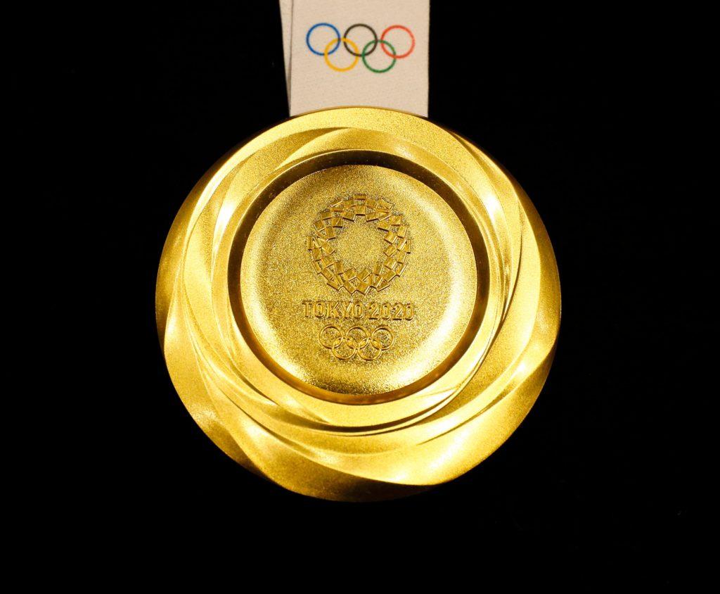مدال طلای المپیک توکیو 2020