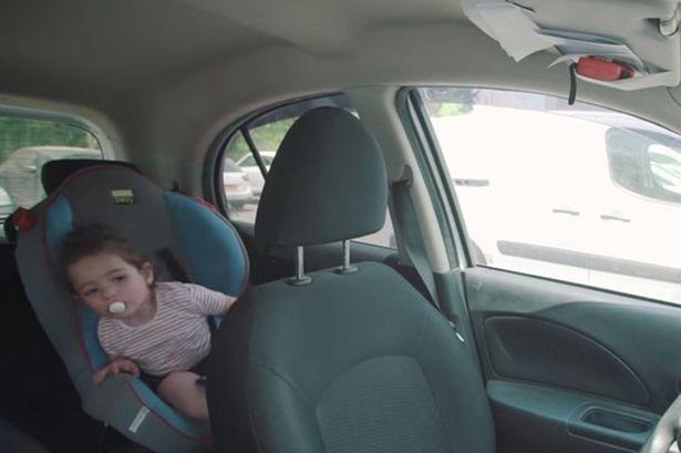 هر ساله ده ها کودک و نوزاد که در ماشین داغ تنها گذاشته شده اند جانشان را از دست می دهند.