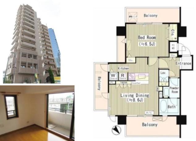 قیمت اجاره خانه در ژاپن