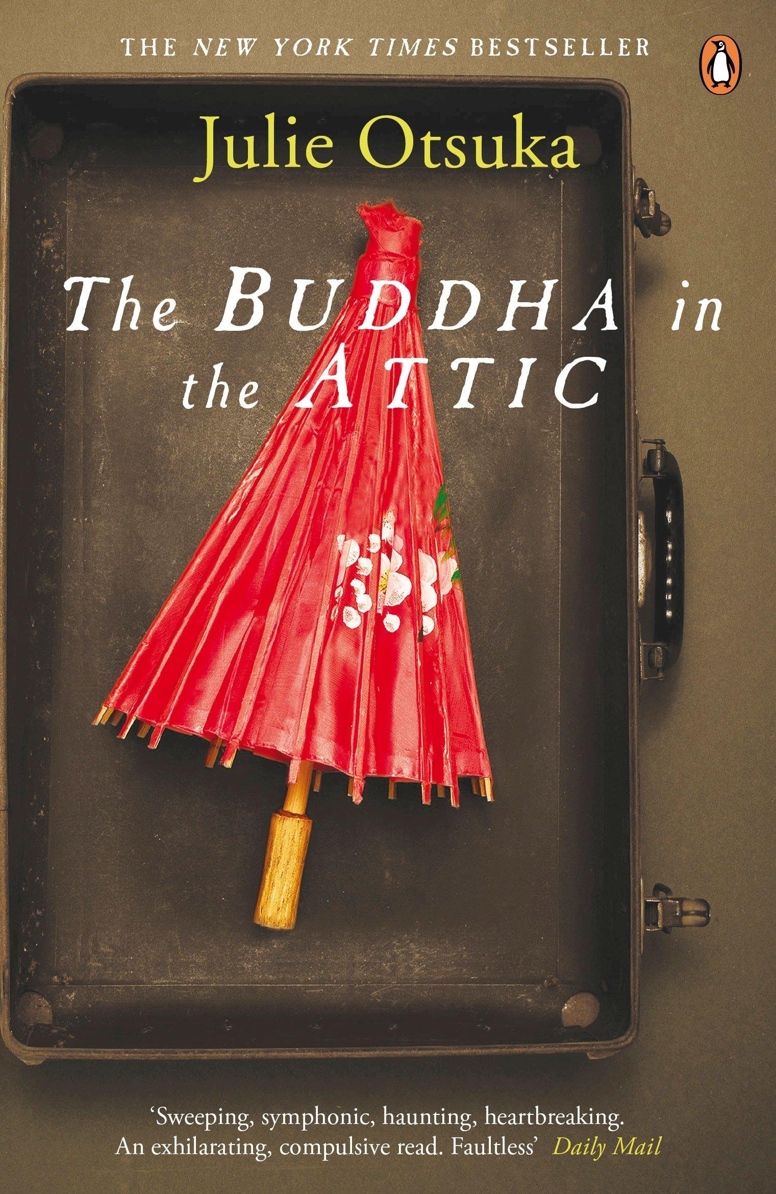 بودا در اتاق زیرشیروانی، اثر جولی اوتسوکا