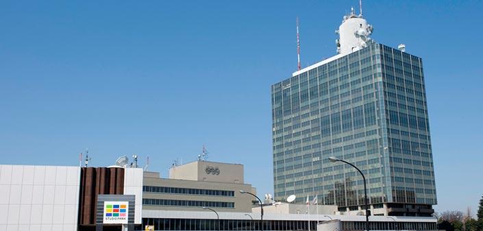 ساختمان مرکزی ان اچ کی، رادیو و تلویزیون عمومی ژاپن