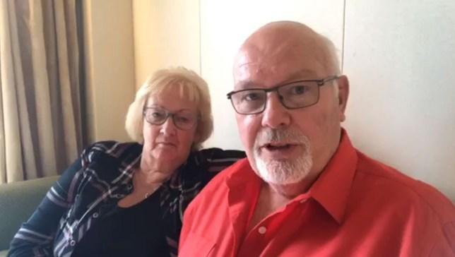 دیوید ایبل و همسرش سالی از مسافران کشتی دیاموند پرنسس بودند که بیش از دو هفته در یوکوهاما قرنطینه شده است. آنها با موبایل آپدیت های ویدویی از اوضاع کشتی منتشر می کردند. هر دوی آنها مبتلا به ویروس کرونا شدند. داستان آنها را در اینستاگرام علی نورانی بخوانید.