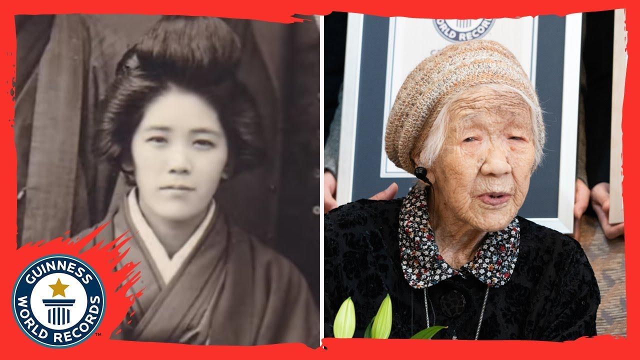 مسن ترین انسان زنده دنیا
