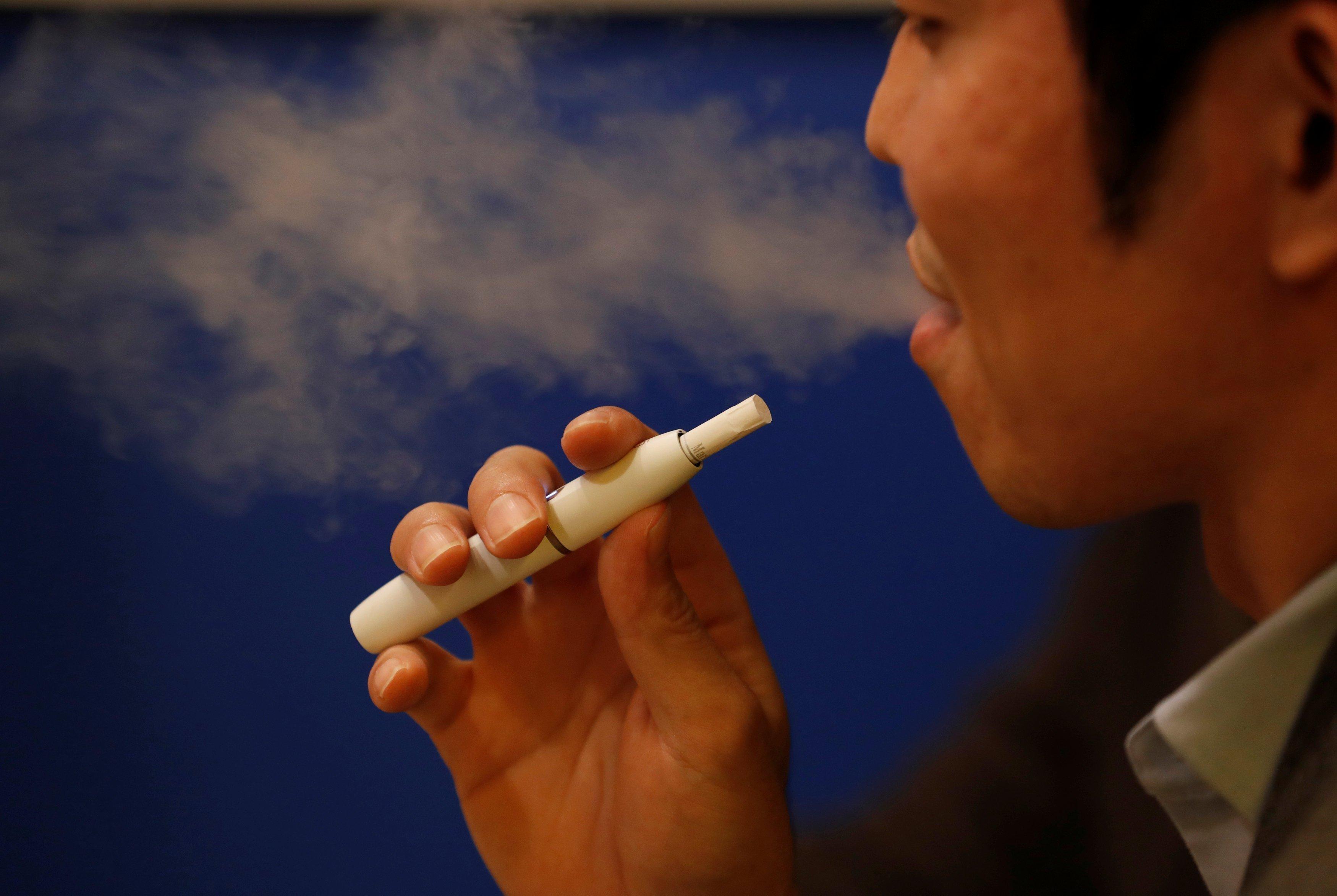 سیگار حرارتی آیکوس